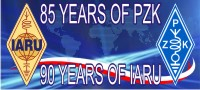 90 years of IARU and 85 years of PZK